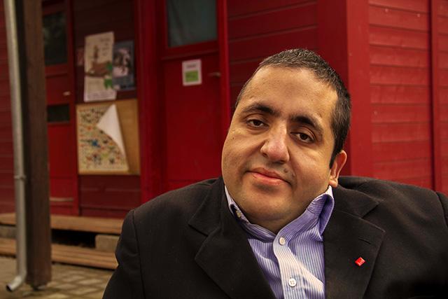 Ismael Hares - Ortsvereinsvorsitzender