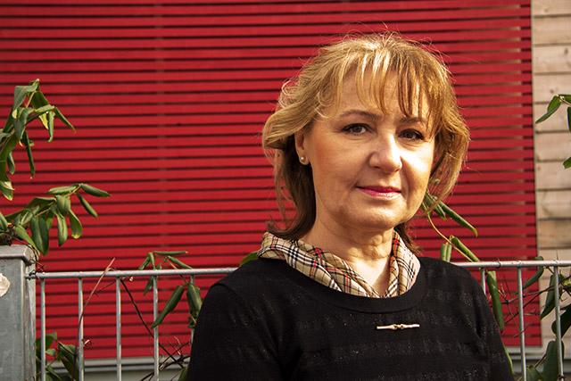 Frau Jasmina Prpić (SPD LIstenplatz 19)