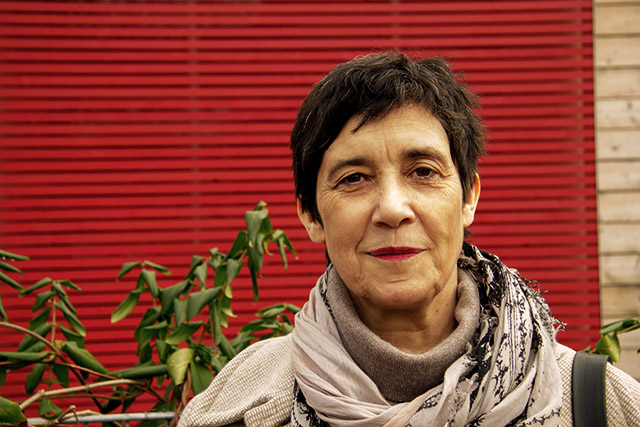 Marion Jegal - stellvertretende Ortsvereinsvorsitzende